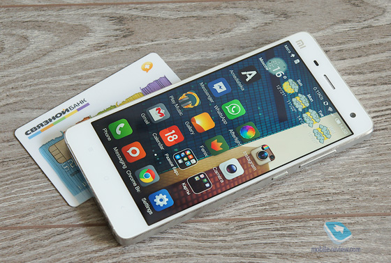 Смартфон xiaomi mi4 обзор