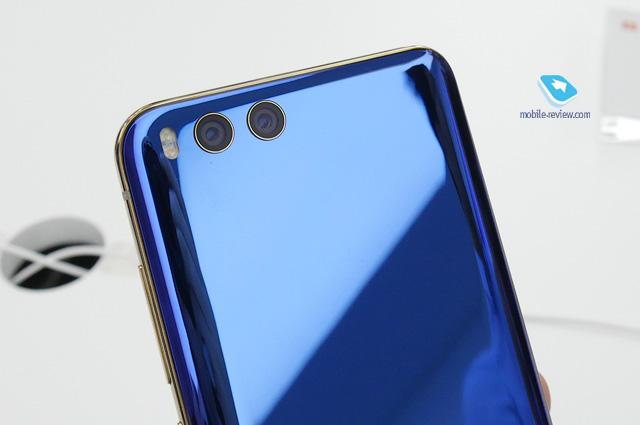 Xiaomi Mi6. Первый взгляд