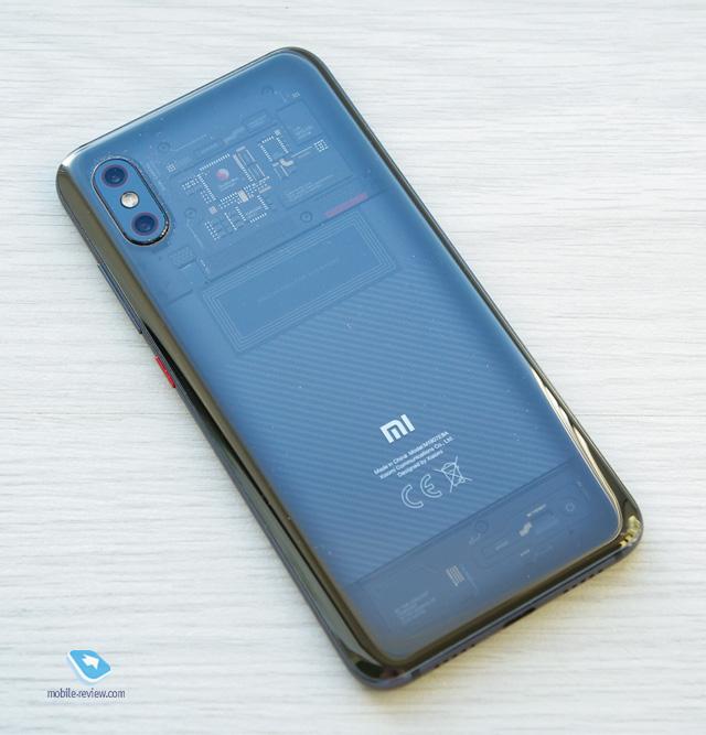 Xiaomi Mi 8 Pro. Отличия от обычного Mi 8