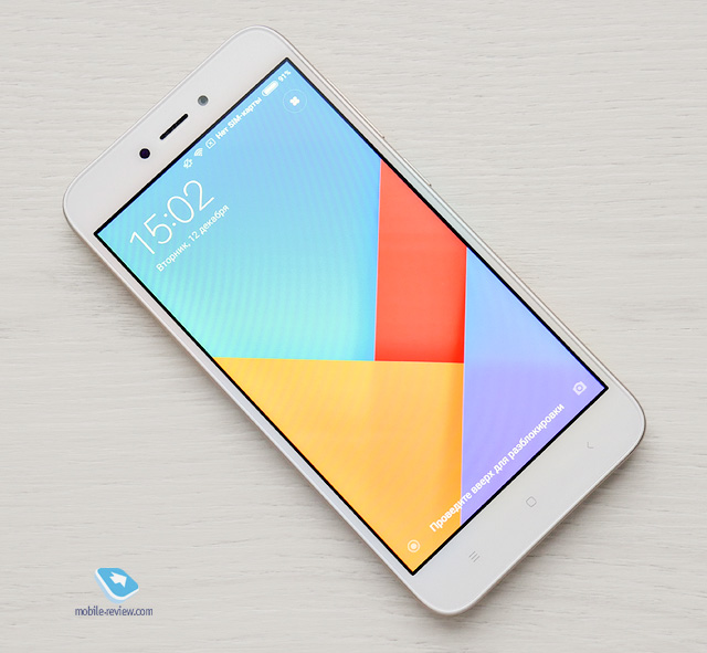 Обзор смартфона Xiaomi Redmi 5A