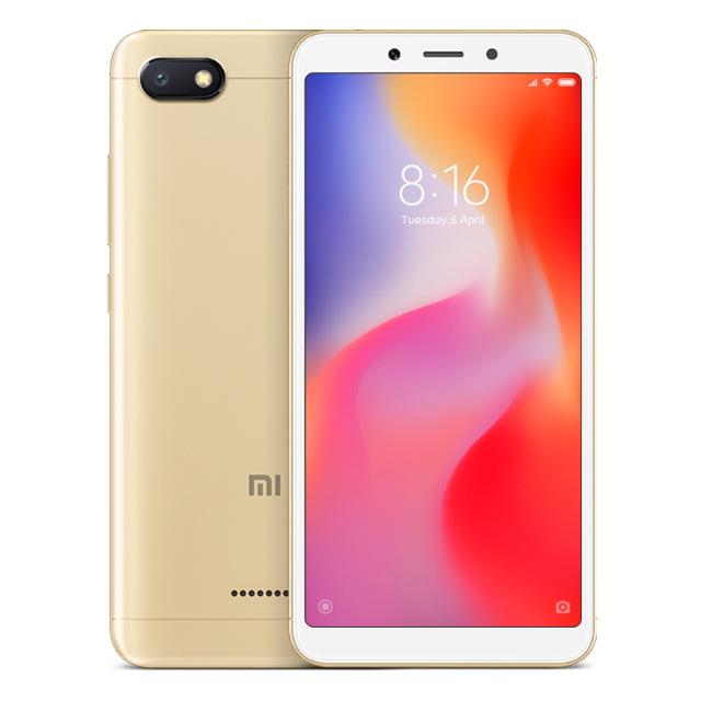 Xiaomi Redmi 6A золотой