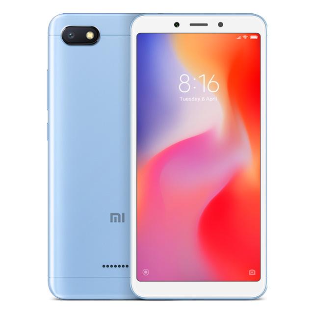 Xiaomi Redmi 6A голубой