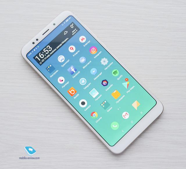 Обзор смартфона Xiaomi Redmi 5 Plus/Redmi Note 5