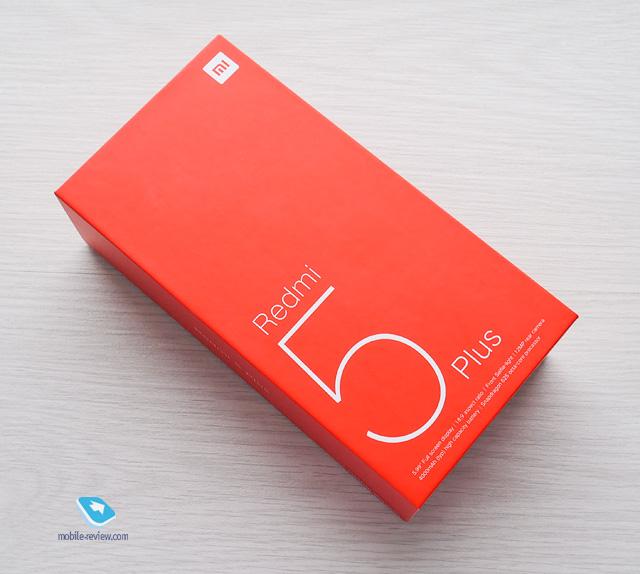 Xiaomi Redmi 5 Plus/Redmi Note 5