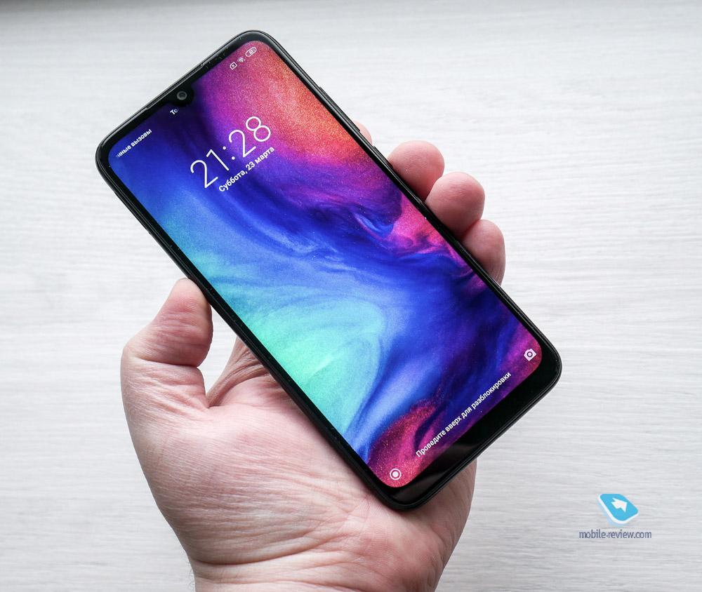 Обзор смартфона Redmi Note 7