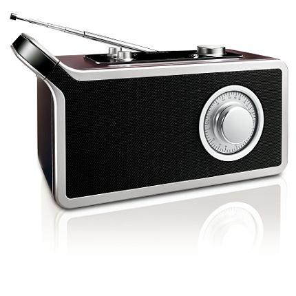 Компания Philips представляет на рынке аналоговый портативный радиоприемник...