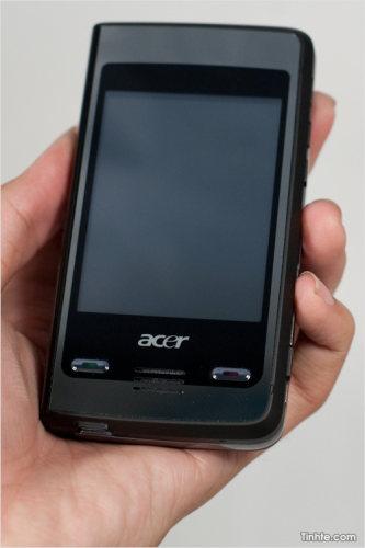 Коммуникаторы Acer DX650 и X960, первые подробности