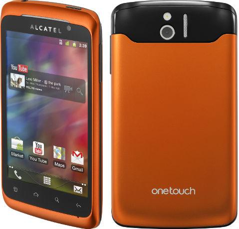 Alcatel one touch 991 play с месяцем безлимитного