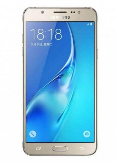 Смартфон Samsung Galaxy J7 (2016) на пресс-изображениях