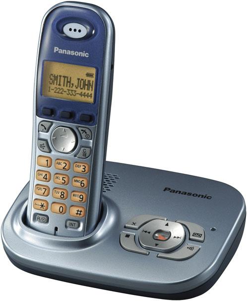 Радиотелефон Panasonic KX-TG7321RU