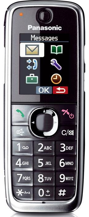 Panasonic представил в Европе два новых GSM телефона для ...