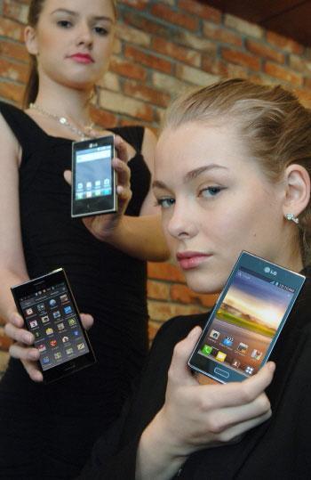 L Style от LG и три соответствующих смартфона