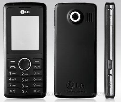 LG KG195: большие функциональные возможности в бюджетном секторе