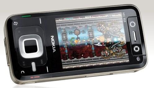 N-Gage рождение второе - анонс мультимедийного смартфона Nokia N81