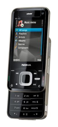 Nokia%20N818GB1 Nokia N81 and N81 8GB debuted