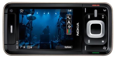 Nokia%20N818GB2 Nokia N81 and N81 8GB debuted