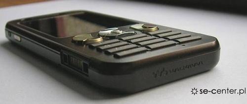 """Польский ресурс SE-center опубликовал очередные  """"живые """" фотографии мобильного телефона Sony Ericsson W890..."""