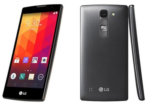 Смартфон LG Spirit H422 black titan, 3555 3