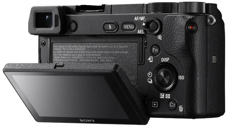 Самый быстрый фотоаппарат в мире от Sony