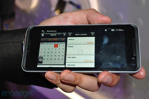 LG предлагает считать GW990 концептом и его серийного производства не ждать