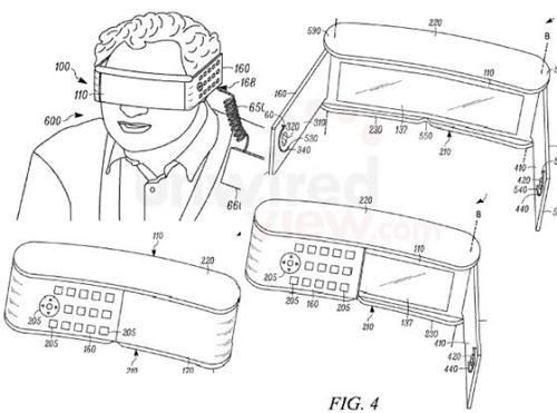 Очки виртуальной реальности своими руками чертеж