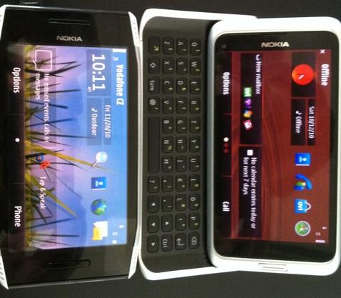 Nokia готовит коммуникатор X7-00 на базе Symbian^3