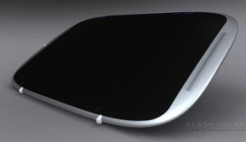 Notion Ink: интернет-планшет на базе Nvidia Tegra и с экраном от Pixel Qi