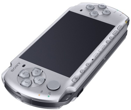 Sony PSP-3000 официально представлена