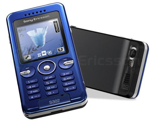 Характеристики Sony Ericsson