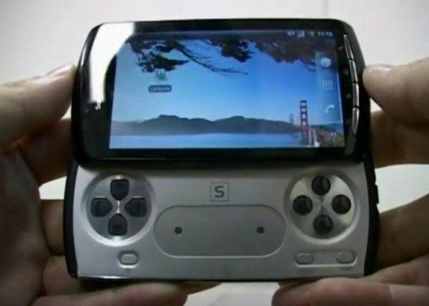 Playstation Phone появится в апреле 2011 года