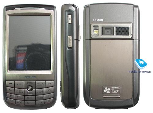 asus p525 windows mobile 7