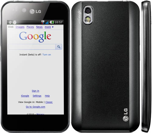 lg optimus black - [Обзор] LG Optimus Black