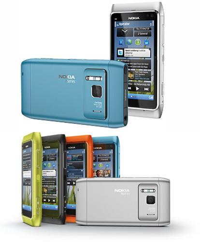 Nokia, Nokia N8, Nokia N9, Symbian, MeeGo. via Electronista