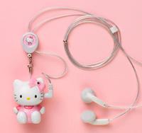 """""""Hello Kitty """", так называется плеер, выполнен в виде котенка, лапы которого выполняют функции управления музыкальными..."""