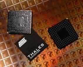 Atmel выпустила 14-канальный GPS-чип с точностью до 3-х метров.