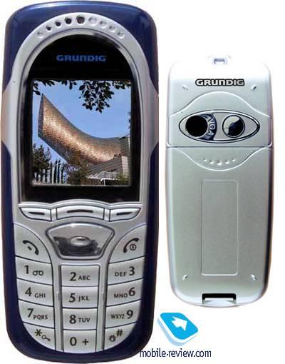 Сотовый телефон Grundig M130.