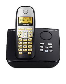 АОН, CallerID, автоответчик, экран монохромный c подсветкой, громкая связь, интерком, мелодии тональные(10)...