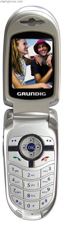 4 новых телефона от Grundig Mobile на CTIA Wireless.