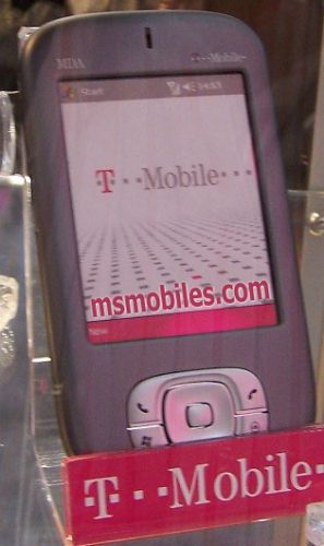 T-Mobile демонстрирует наследника MDA Compact. Mobile - WareZ: Главная. Ф
